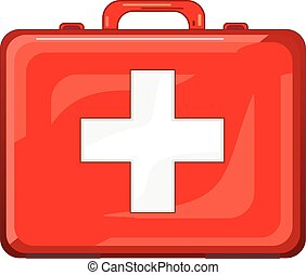 First aid vector illustration eps 10