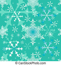 Abstract gentle seamless blue background