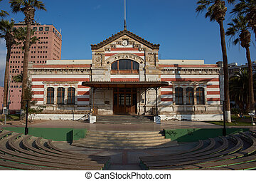 Customs Office - Historic customs office in the city of...