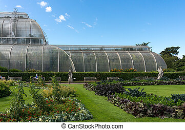 Palm House at Kew Gardens
