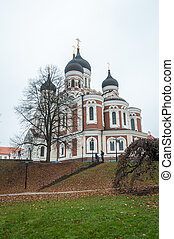 Alexander Nevsky Cathedral - Old building to the faithful...