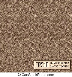 texture of burlap - Realistic seamless texture of burlap,...