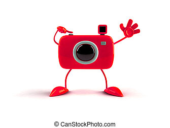 fotografování