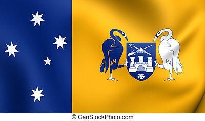 Flag of Australian Capital Territory