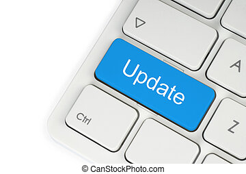 Update button