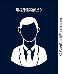 businesman avatar - businessman avatar design, vector...