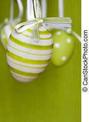 Easter backgrounds - Colorful easter eggs for backgrounds...