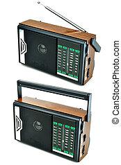 transistor,  radio