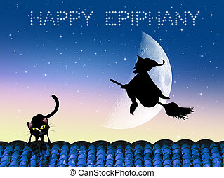 Happy Epiphany - illustration of Happy Epiphany