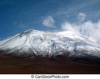 Bolivian Altipiano - Salvador Dali Desert in the Bolivian...