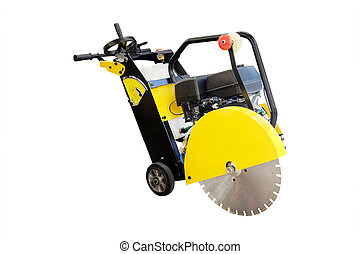 image of road repair machine - road repair machine isolated...