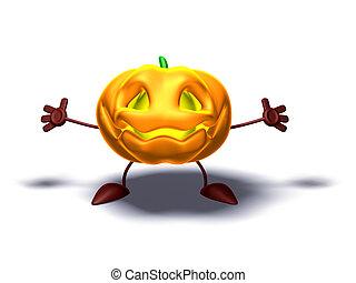 Pumpkin - Halloween pumpkin
