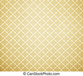 Background wallpaper - Floral wallpaper pattern light yellow...