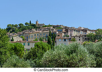 Medieval Village of Fayence in France
