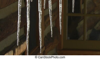 Dripping Icicles 1
