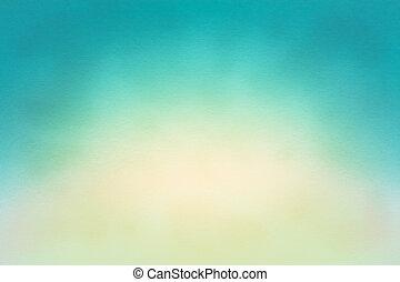 antigas, azul, e, branca, papel, textura, fundo,