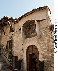 Assisi-Italy - Picturesque images of Assisi in Italy