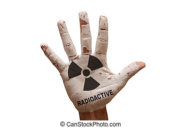 palm radioactive