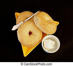 Bagels - Sesame Bagels