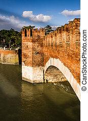 Castelvecchio - Verona - Italy