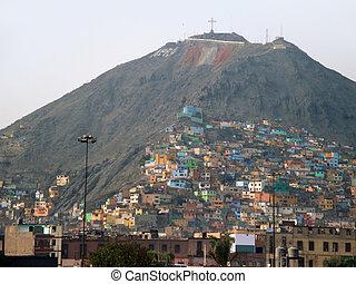 Lima in Peru