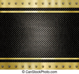 gold metal background texture - great shiny gold metal...