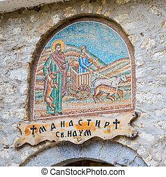 Saint Naum Monastery in Macedonia - Saint Naum Monastery...