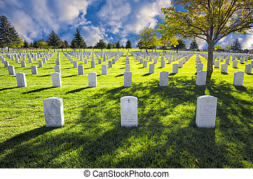 Santa Fe National Cemetary - Veterans Memorial Cemetary in...