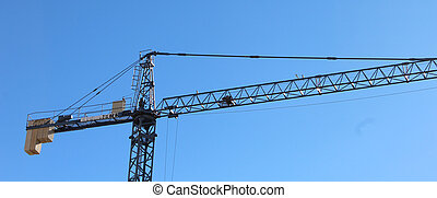 Industrial crane - Creative design of Industrial crane