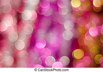 defocused bokeh lights  - defocused bokeh lights