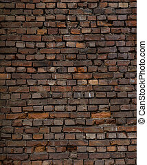 Brick wall background - Industrial Brick wall best...