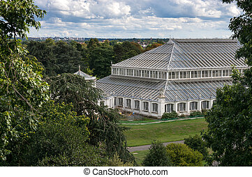 The Temperate House at Kew Gardens