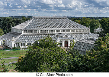 The Temperate House at Kew Gardens - The Temperate House at...