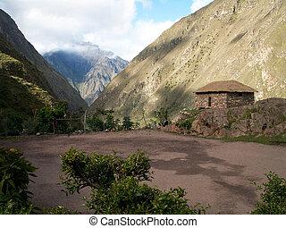 Inca Trail Football Pitch