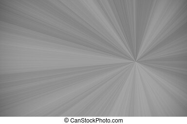 illustration of black and white sunburst - digital high...