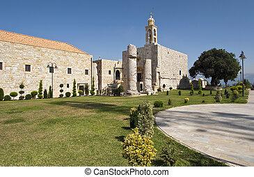 Kloster in Beit Meri - Altes Kloster im Hinterland von...