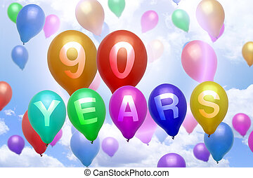 90 anniversary Illustrations and Clip Art. 419 90 ...