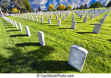 Santa Fe National Cemetery - Veterans Memorial Cemetery in...