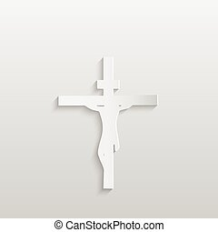 Religious Cross Illustration