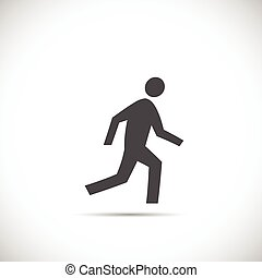 Running Figure