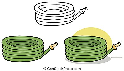Gardening Hose For Water - Gardening Tool-Gardening Hose For...