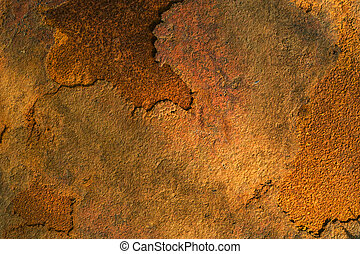 Metal backgrounds - Rusty metal backgrounds
