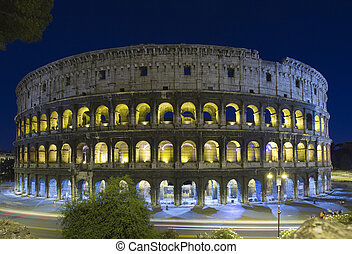 Rome, Italy, the capital - Rome, the ancient city, the...