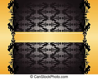 Abstract Background pattern card