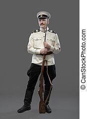 Civil War in Russia, Russian Civil War 1918-1922, White...