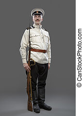 Civil War in Russia, Russian Civil War 1918-1922, White...