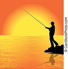 pêcheur,