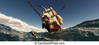 Sailing, ,