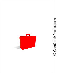 Suitcase Icon - simple suitcase icon. Suitcase Icon Great...