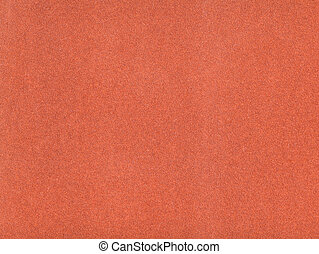 background from sheet of red brown color velvet paper close...